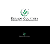 Dermot Courtney Behavioural Consultancy & Training Solutions Logo - Entry #23