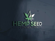 Hemp Seed Connection (HSC) Logo - Entry #35