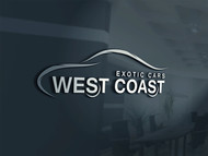 West Coast Exotic Cars Logo - Entry #37
