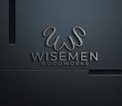 Wisemen Woodworks Logo - Entry #127