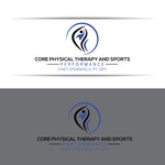 Core Physical Therapy and Sports Performance Logo - Entry #100
