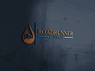 Roadrunner Rentals Logo - Entry #195