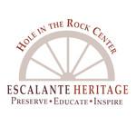 Escalante Heritage/ Hole in the Rock Center Logo - Entry #62