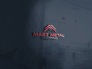 Mast Metal Roofing Logo - Entry #288