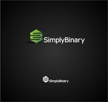 Simply Binary Logo - Entry #231