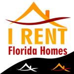 I Rent Florida Homes Logo - Entry #25
