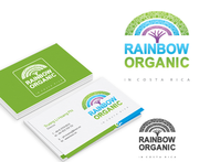 Rainbow Organic in Costa Rica looking for logo  - Entry #18