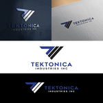 Tektonica Industries Inc Logo - Entry #40