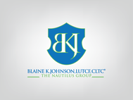 Blaine K. Johnson Logo - Entry #43