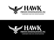 Hawk Private Investigations, Inc. Logo - Entry #74