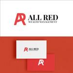 ALLRED WEALTH MANAGEMENT Logo - Entry #333