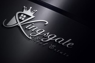 Kingsgate Real Estate Logo - Entry #11
