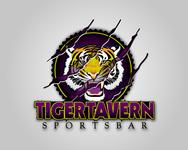Tiger Tavern Logo - Entry #39