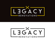 LEGACY RENOVATIONS Logo - Entry #137