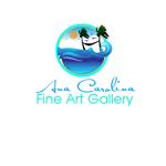 Ana Carolina Fine Art Gallery Logo - Entry #145