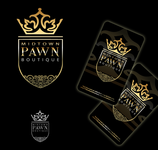Either Midtown Pawn Boutique or just Pawn Boutique Logo - Entry #42