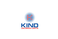 Kind LED Grow Lights Logo - Entry #91