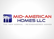 Mid-American Homes LLC Logo - Entry #62