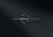 """The Synergy Project"" and place the word ""season three"" underneath in smaller front either as "" season 3"" or ""season three"" Logo - Entry #107"