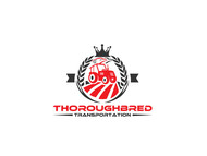 Thoroughbred Transportation Logo - Entry #48