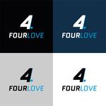 Four love Logo - Entry #295