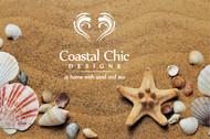 Coastal Chic Designs Logo - Entry #18