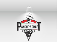 Pancho's Craft Pizza Logo - Entry #114