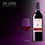 Zin Stripe Logo - Entry #1