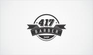 417 Barber Logo - Entry #28
