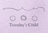 Tuesday's Child Logo - Entry #10