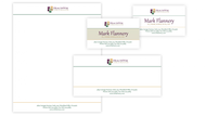 Business Card, Letterhead & Envelope Logo - Entry #19