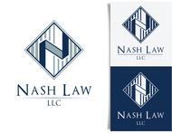 Nash Law LLC Logo - Entry #25