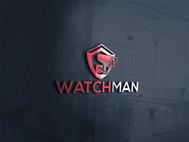 Watchman Surveillance Logo - Entry #37