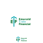 Emerald Tide Financial Logo - Entry #114
