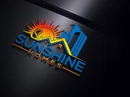 Sunshine Homes Logo - Entry #77