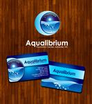 Aqualibrium Logo - Entry #48