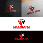 Acadiana Fire Extinguisher Sales and Service Logo - Entry #175