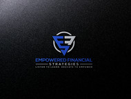 Empowered Financial Strategies Logo - Entry #305