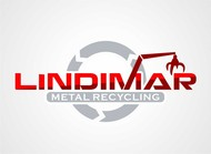 Lindimar Metal Recycling Logo - Entry #361