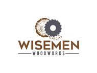 Wisemen Woodworks Logo - Entry #55