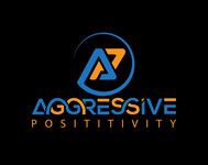 Aggressive Positivity  Logo - Entry #52