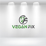 Vegan Fix Logo - Entry #199