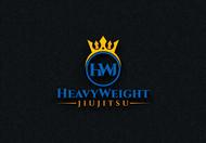 Heavyweight Jiujitsu Logo - Entry #152