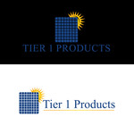 Tier 1 Products Logo - Entry #78