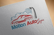 Motion AutoSpa Logo - Entry #114