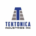 Tektonica Industries Inc Logo - Entry #228