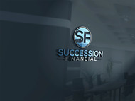 Succession Financial Logo - Entry #237