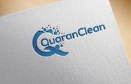 QuaranClean Logo - Entry #26