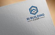RI Building Corp Logo - Entry #77