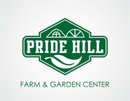 Pride Hill Farm & Garden Center Logo - Entry #95